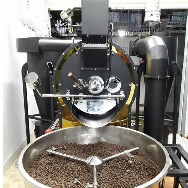 Tìm hiểu về chiếc máy rang cà phê