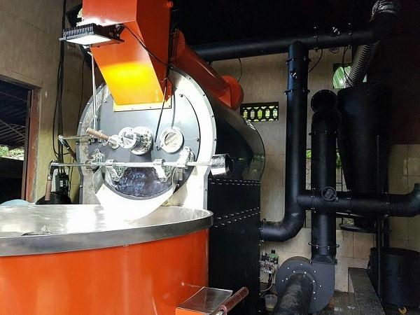 Máy rang cà phê Hot Air - Xu hướng của quán cà phê hiện đại