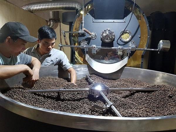 Làm sao để mua máy rang cà phê giá rẻ chất lượng cao?