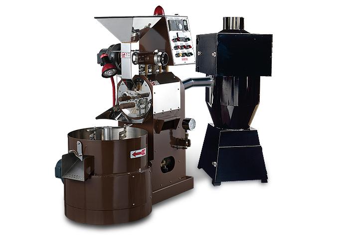 Đặc điểm công nghệ máy rang cà phê