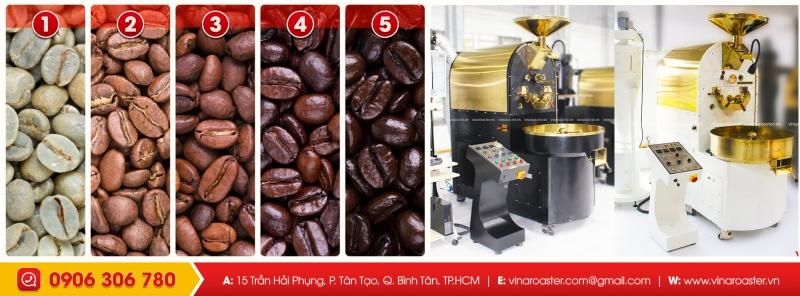 Máy rang cà phê có quyết định hương vị của hạt cà phê?