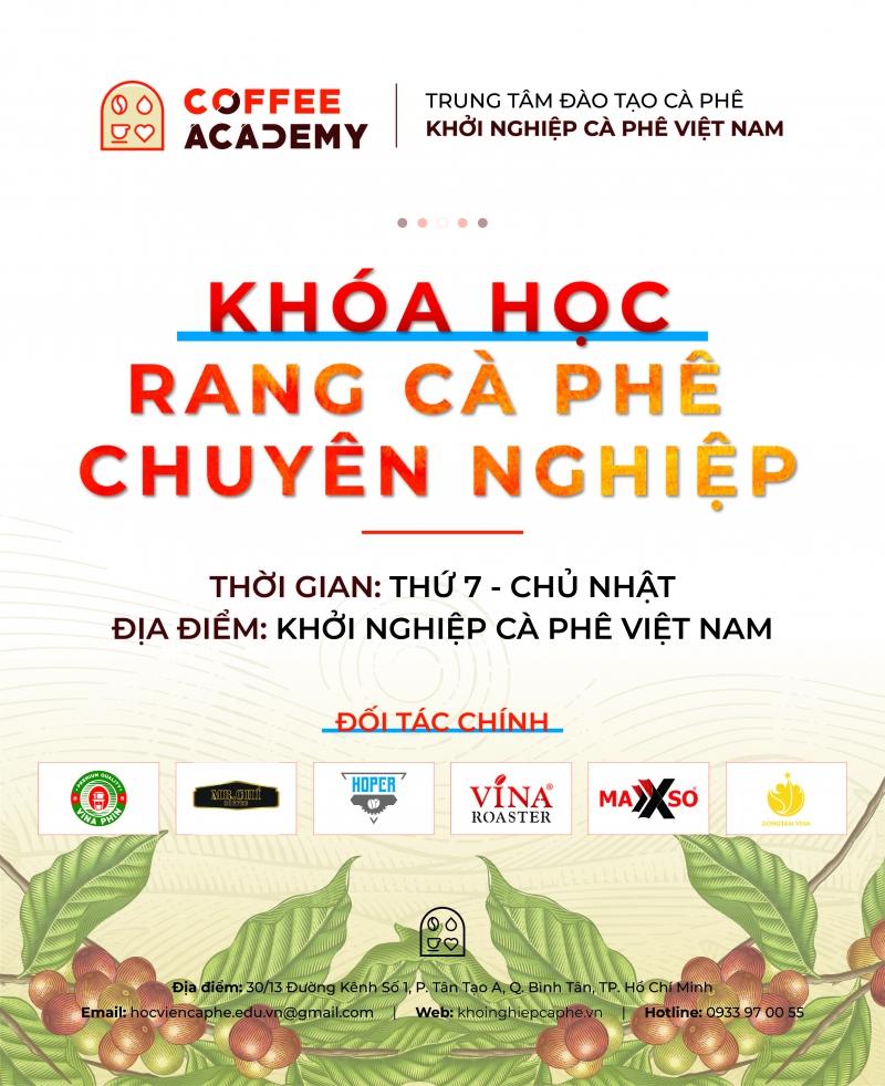 Đào Tạo Khởi Nghiệp Cà Phê Việt Nam