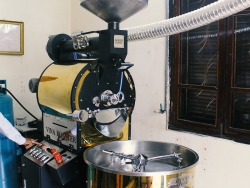 Máy rang cà phê 10kg