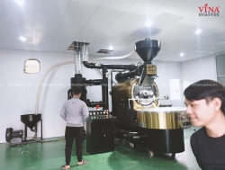 Hồng Kỳ International Coffee - 60KG HOT AIR HỒI KHÍ