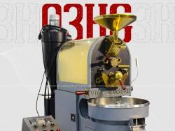 Máy rang cà phê Brotek Double Drum 3KG