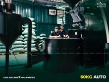 Tìm hiểu về máy rang cà phê công nghiệp
