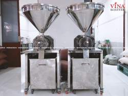 Máy xay cà phê công nghiệp 5HP