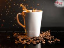 Từ hạt cà phê sạch đến những giọt cà phê đậm đà chuẩn vị