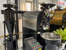 Quy trình rang cà phê bằng máy cho hương vị đúng chuẩn