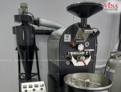 Lắp Đặt Máy Rang Cà Phê 6KG - Anh Tiến - Ghill Coffee